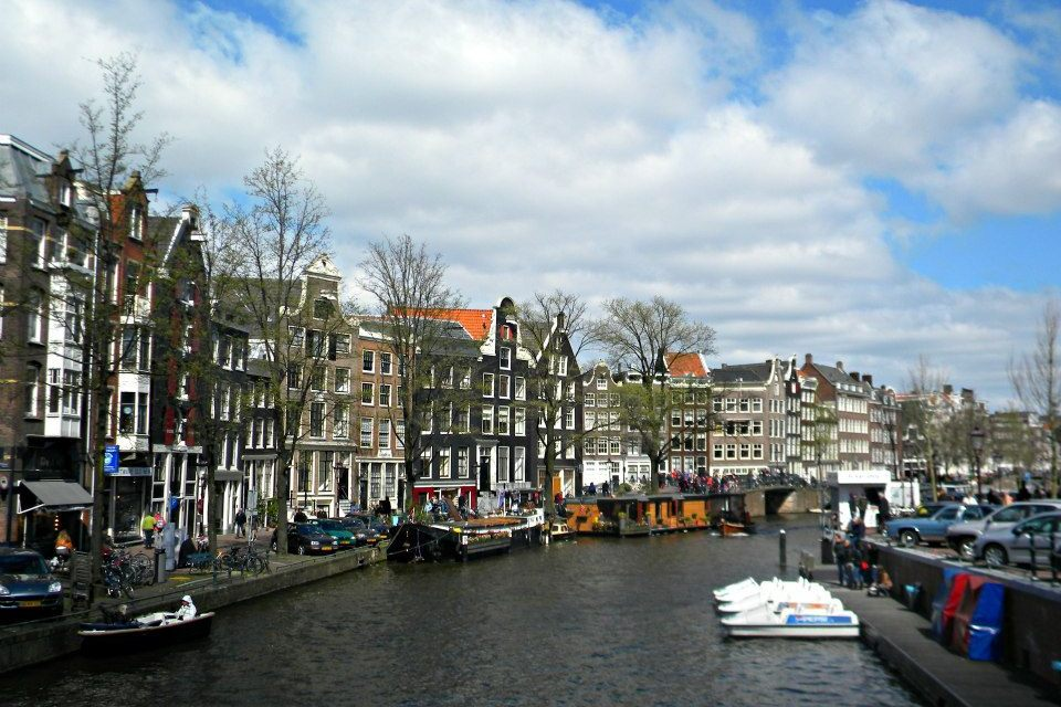 Amsterdam – Let's just say it was interesting