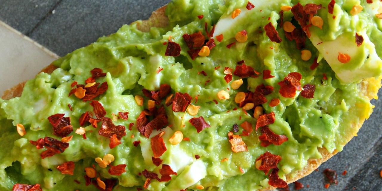 Lean Green Avocado Egg Salad