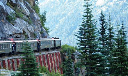 Alaska Cruise: Seeing Alaska's Beauty By Train On The White Pass & Yukon Rail