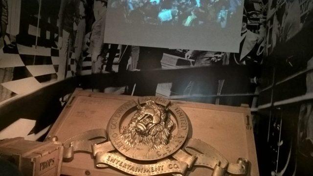Inside the Cinema Museum