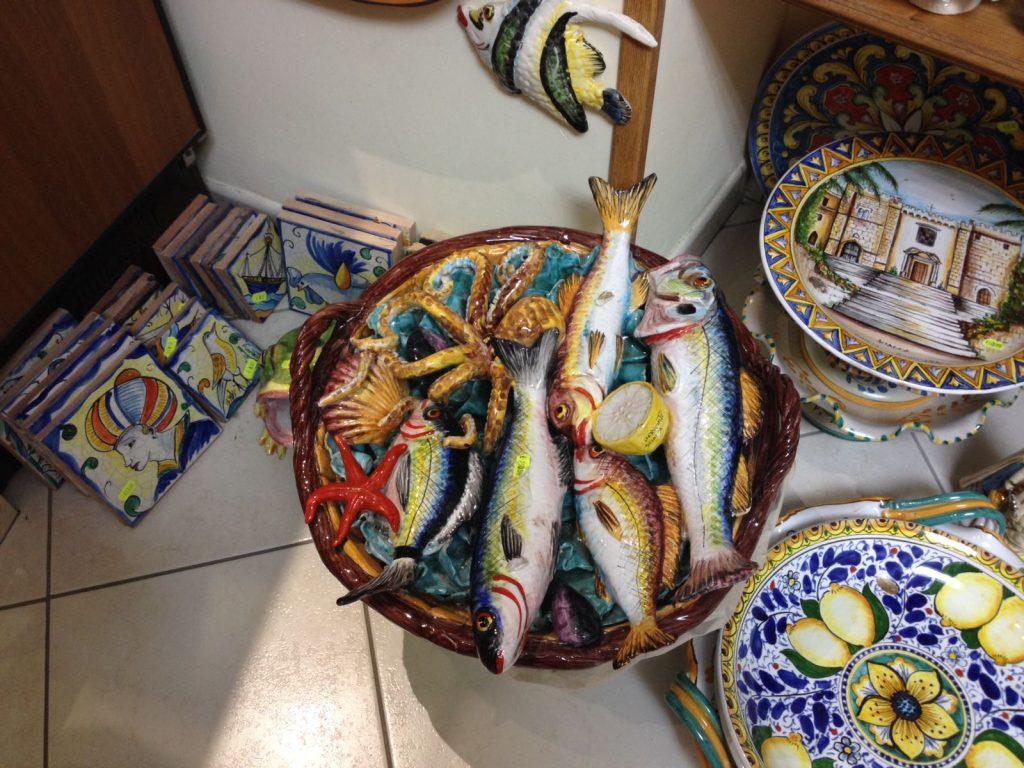 Ceramics, Scaccia