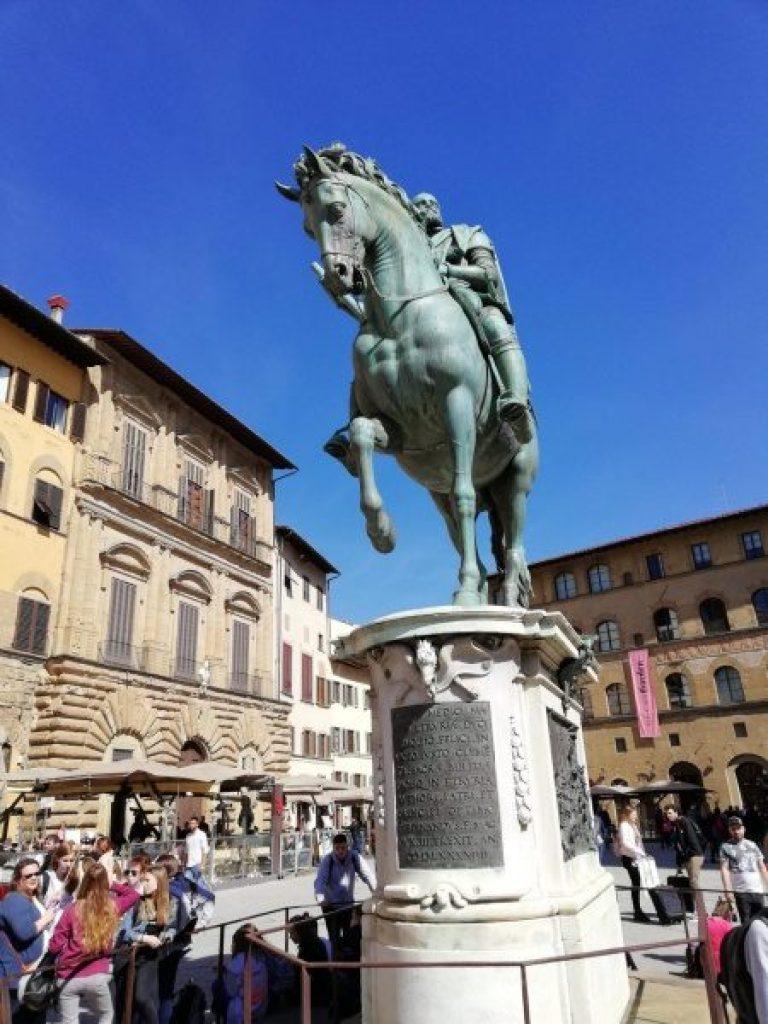 Statue of Cosimo de Medici, Florence