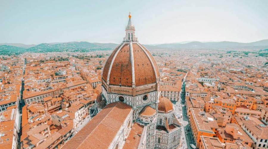 Day trip to florence from milan