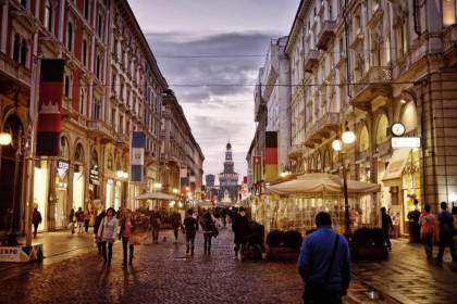Milan blog