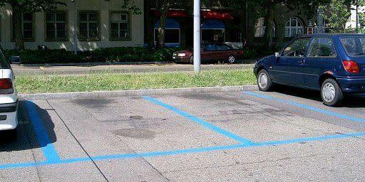 free parking in milan blue zone