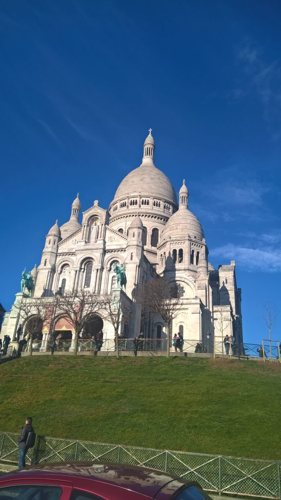 Sacre Couer de Montmartre