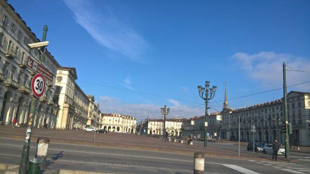 Piazza Vittorio Veneto, Turin