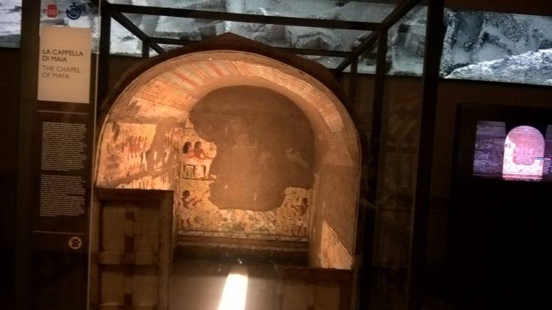 The Chapel of Maya, Egyptian Museum