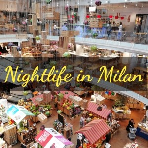 Nightlife in Milan