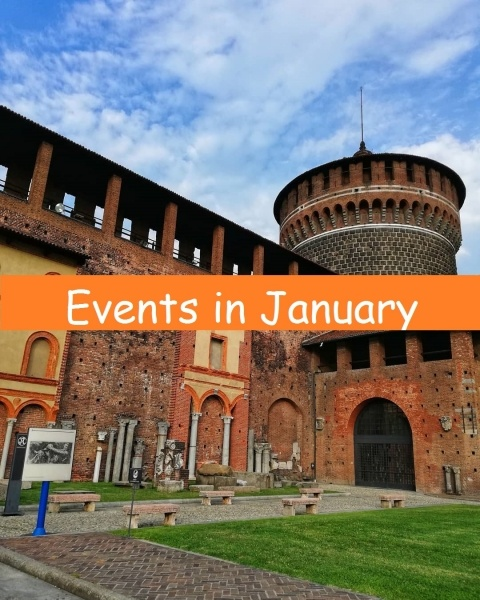 What to do in Milan for the Rest of January 2019