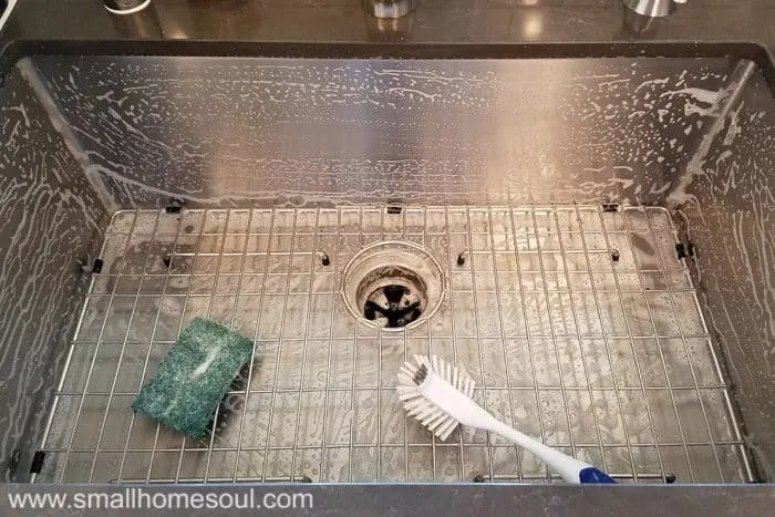 why you should ditch your sink grid now