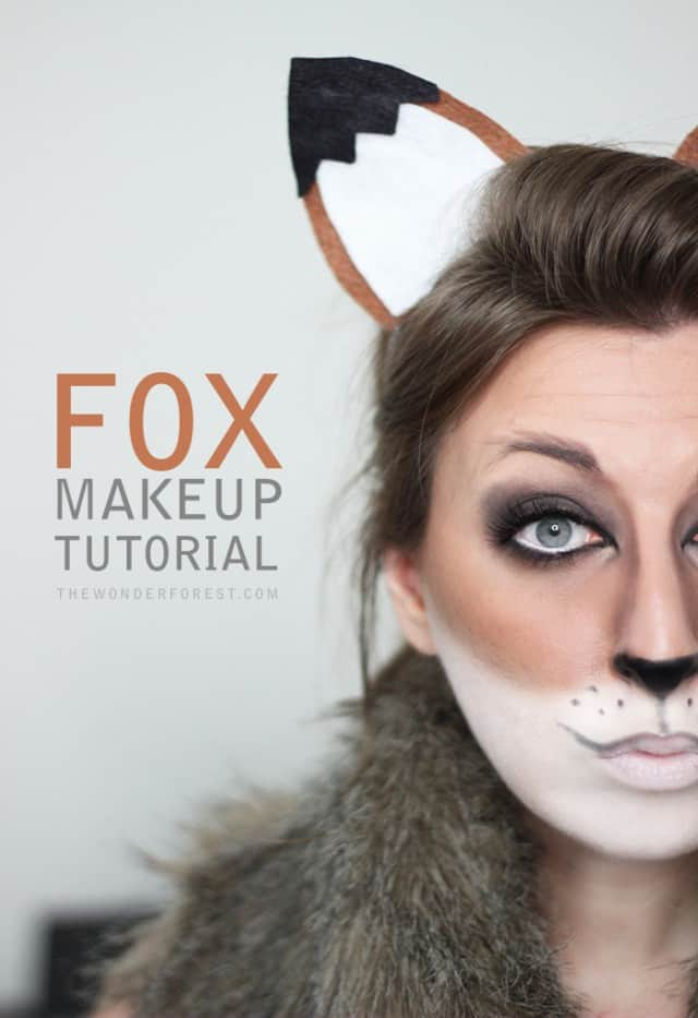 fox-makeup-tutorial