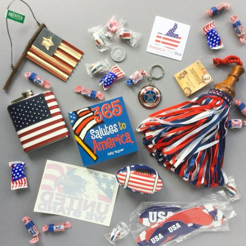America: The Box Subscription Box Review + Coupon Code – May 2017