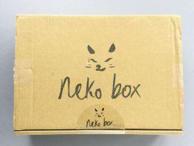 Neko Box Subscription Box Review + Coupon Code – May 2017