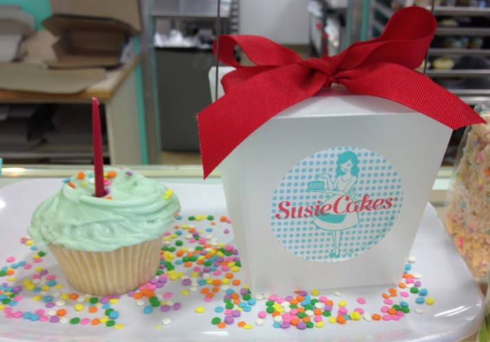 Susie Cakes | Girl on the Move Blog