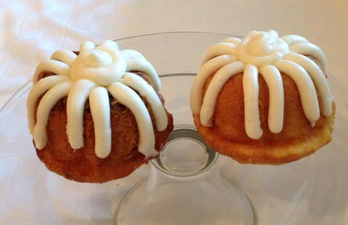 Nothing Bundt Cakes | Girl on the Move Blog