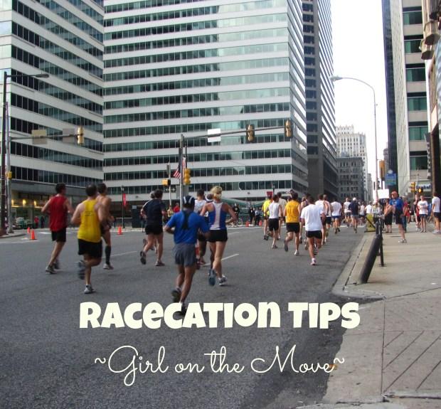 Racecation Tips #runchat