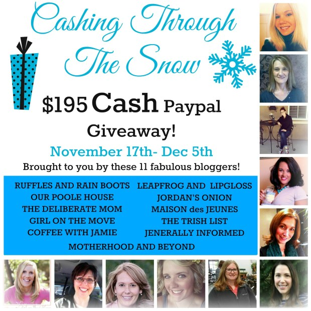 THE Cashing Through The Snow Collage