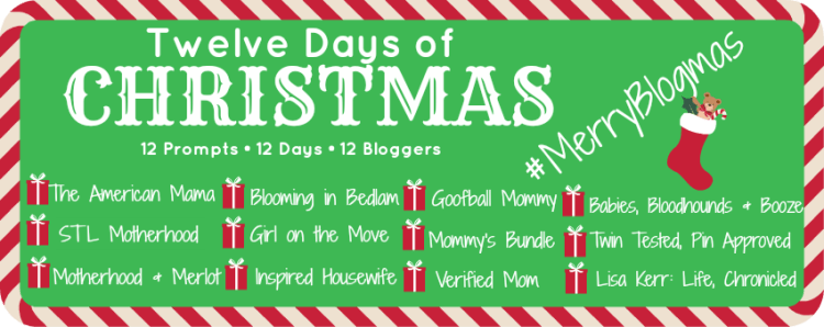 welcome to day one of the 12 days of christmas like i told yall last week this is my favorite time of year so i am quite excited to celebrate with all