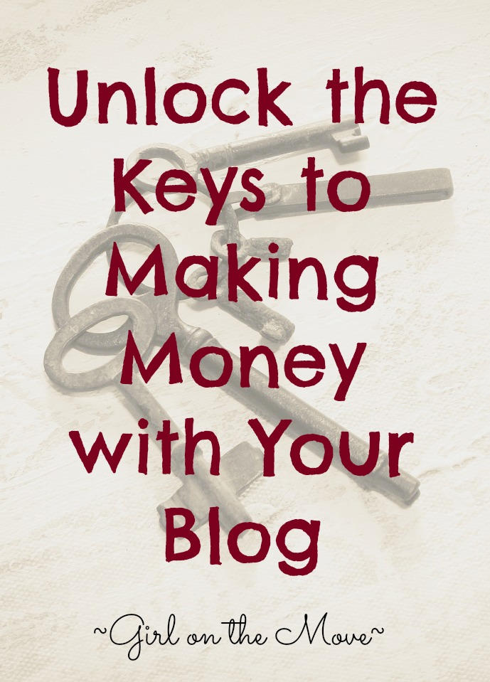 How to make money with your blog through ad networks, sponsored posts, affiliate links and more