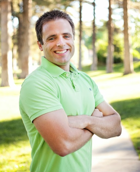 Be Inspired by Jared from Tone and Tighten to live a healthy life