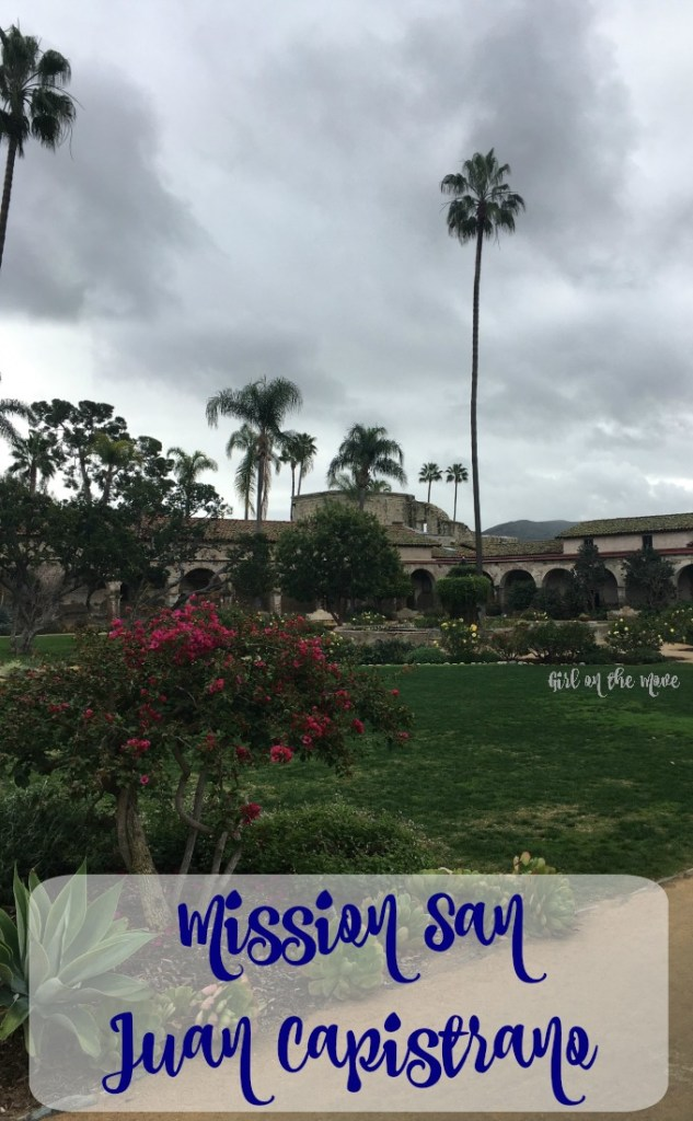 Whether you're a 4th grader studying California's history or if you're planning a trip to California, here's planning tips for Mission San Juan Capistrano.