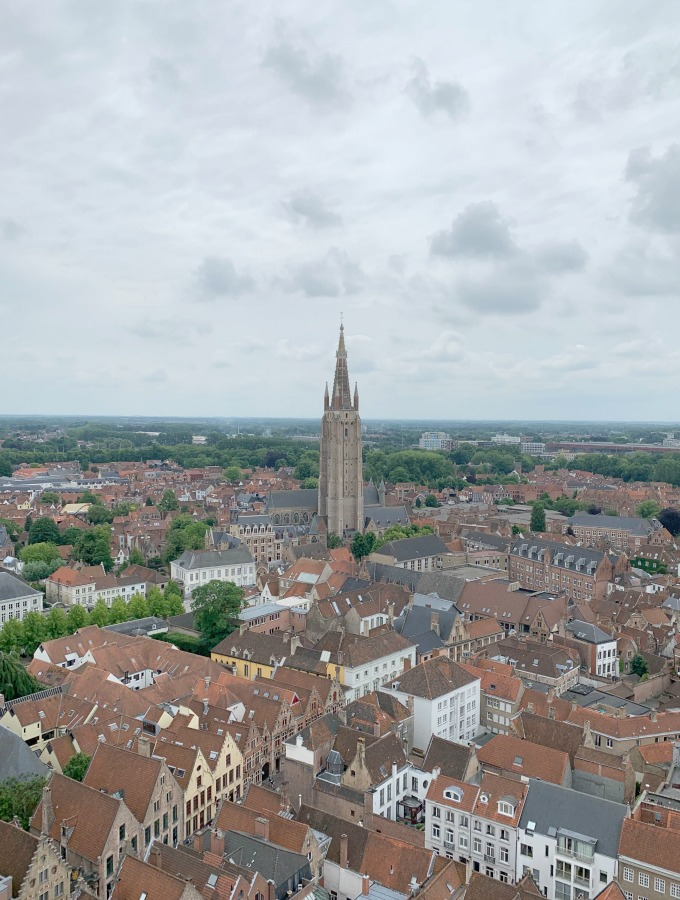 With only 48 hours in Bruges, here's how to plan your day: Climb the belfry, visit the Frietmuseum and Choco-Story, eat a waffle and more.