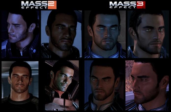 Duchell's Gabriel Shepard looks like Adam Jensen from Deus Ex - me likey!