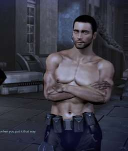 Ok I just can't with this one. He's too perfect. Handsdown the hottest Shep I've ever seen!