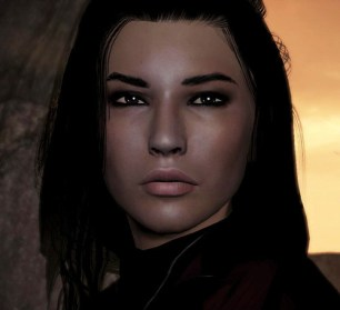 OMG that smolder – Allison Shepard belongs to the wonderful Nameislooney and she is a major babe!