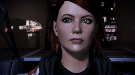 Seriously, could Ele's default Femshep replacement be any more perfect? Heavy breathing …
