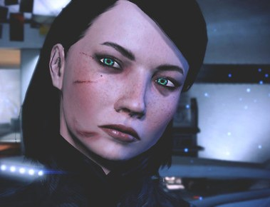 There is just something so adorable about MrsAlenko's Grumpy Cat Shepard :)
