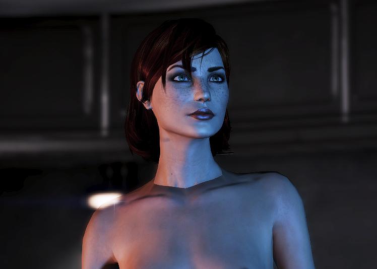 Best Mass Effect Nude Mods Nsfw  Girlplaysgame-2801
