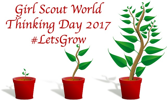 Image result for world thinking day 2017