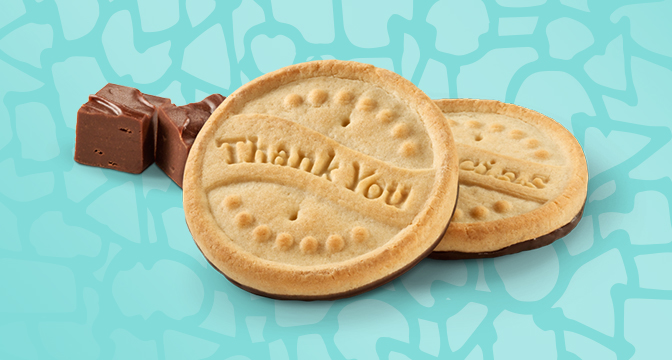 Girl Scouts Thanks-a-Lot cookies