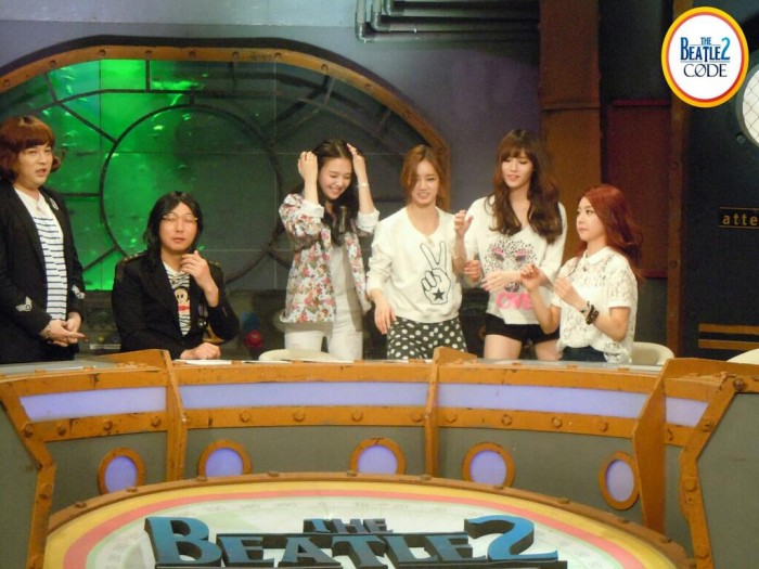Girls Day @ Beatles Code 2
