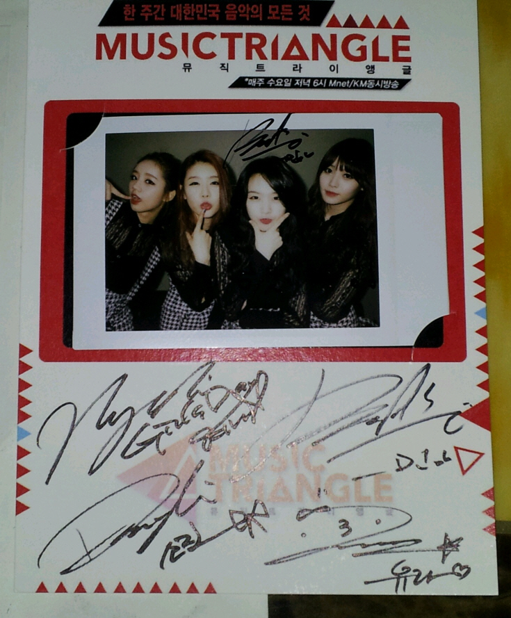Girl's Day @ Music Triangle