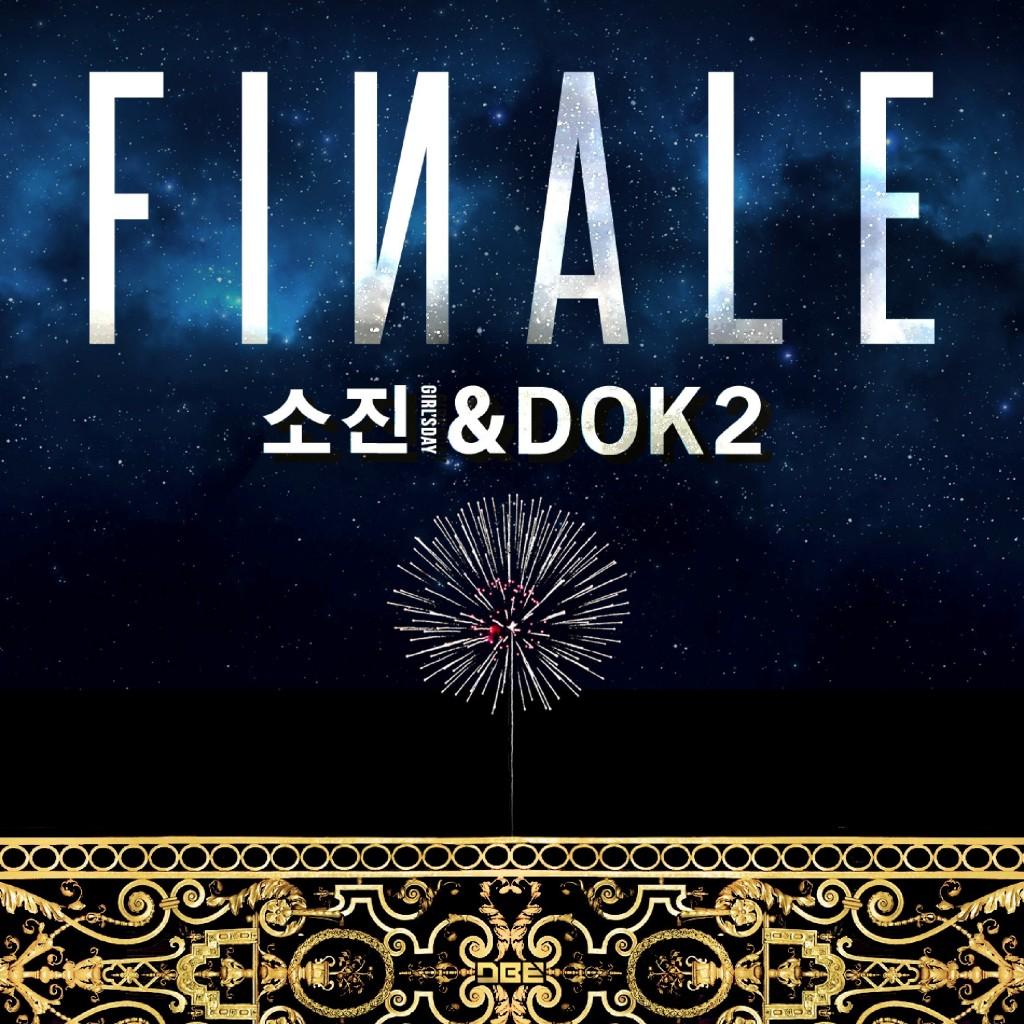 Finale Album Cover