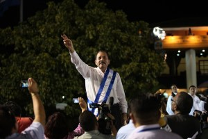 President Ortega Human Rights