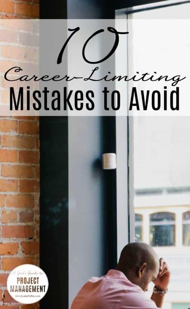 ¡No cometas estos 10 errores en el trabajo! [19659065]</pre data-recalc-dims=