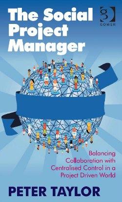 Este es el libro de Peter, The Social Project Manager