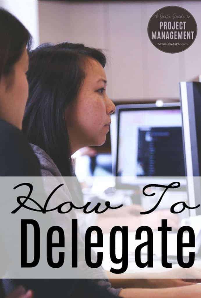 Cómo delegar