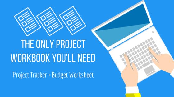 Obtenga un libro de trabajo del proyecto para registrar acciones, riesgos, cambios, problemas y más, y manténgase al tanto de su trabajo