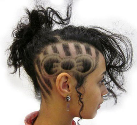 30 new one sided shaved hairstyles haircuts for girls women 2014 girlshue