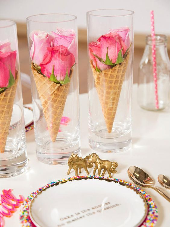 House Decorations And Accessories For Ice Cream Parties This Summer 2016 Girlshue