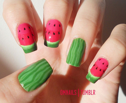 Awesome Summer Nail Art Designs Ideas For S 2017 Shue