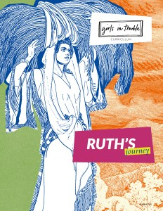 cover of Ruth packet