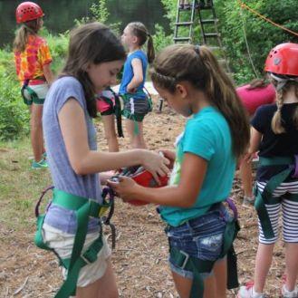 Girls Leadership Camp, Summer 2014