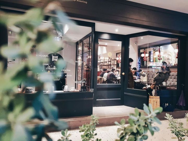 【台北六張犁】RUFOUS COFFEE 2店,2019亞洲50間最佳咖啡店之一,咖啡愛好者收藏必訪名單之一 /台北不限時咖啡廳 @女子的休假計劃