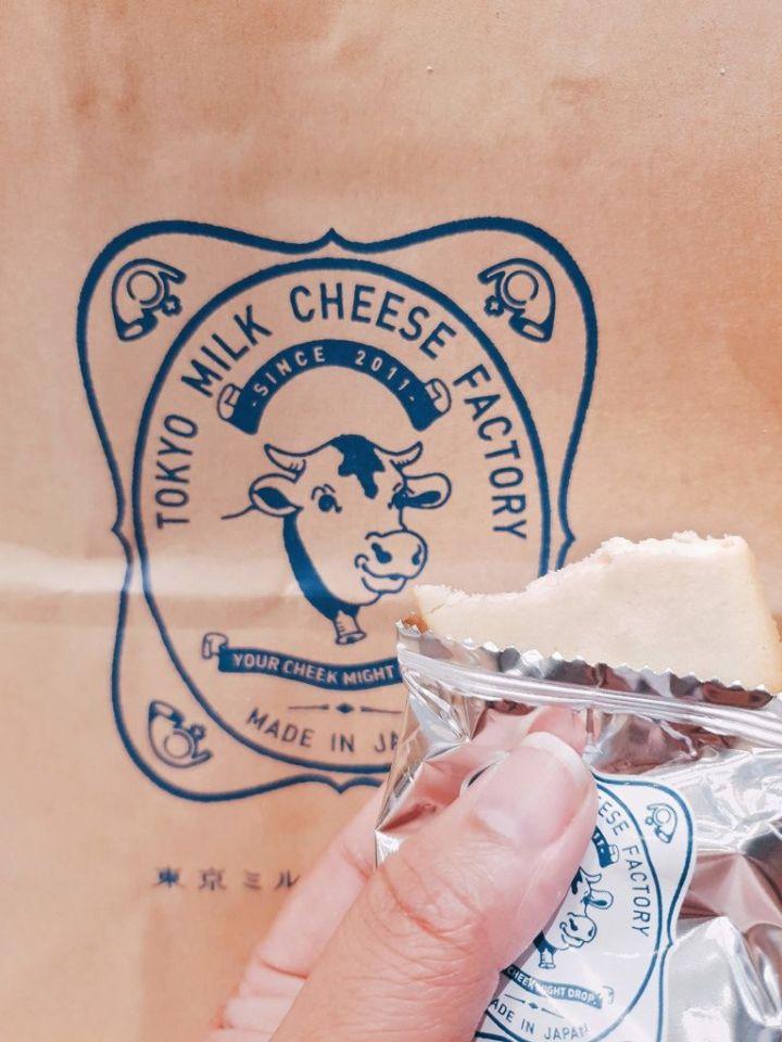 【台北微風南山美食】Tokyo Milk Cheese Factory東京牛奶起司工房 /東京必買伴手禮 @女子的休假計劃